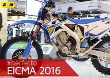 TM 3Hundred EN 300Fi 2017 a EICMA 2016: foto e video