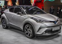 Toyota: iniziata la produzione della C-HR in Europa