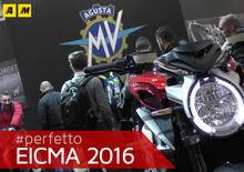 MV Agusta Brutale 800 RR ad EICMA 2016: foto, video e dati