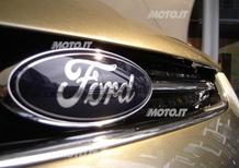 Ford: 100 vetture della MAX Family per gli Internazionali BNL d'Italia