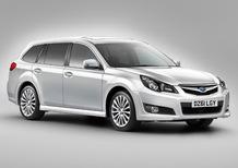 """Subaru Legacy premiata con il """"JNCAP Five Star Award"""""""