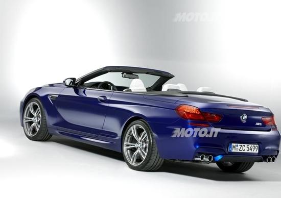 BMW M6 Cabrio: listino prezzi