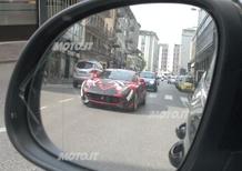Ferrari F12berlinetta: quasi definitiva su strada