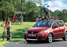 Suzuki SX4 1.5 2WD GL: in promozione fino al 30 giugno