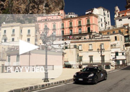 Un giro per la vita 2012: da Sapri a Napoli