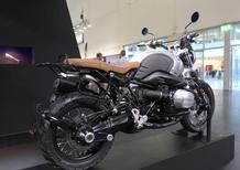 BMW R NineT Scrambler by Rizoma: ce la raccontano Parodi e Taglioretti