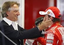 Montezemolo: «negli anni 90 la F1 era bella e costava meno»