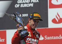 Formula 1 2012: le pagelle del GP d'Europa