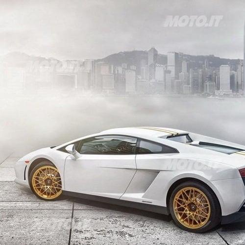 Lamborghini gallardo lp 550 2 hk 20th anniversary edition for Concessionari lamborghini