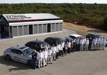 Porsche Panamera Diesel, 24 hours Challenge Economy Run