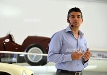 Di Coste: «Maserati GranTurismo Sport? Concentrato di lusso e sportività»