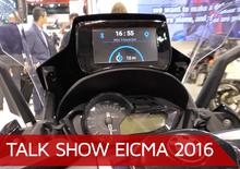 Talk show Eicma 2016: Interconnessione e Sicurezza