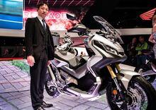 Honda X-ADV: la parola al progettista