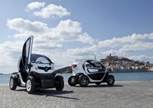Renault Twizy: l'elettrica più venduta d'Italia