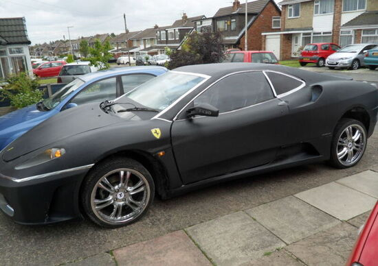 Ferrari...406 Coupé: una Peugeot in salsa 430