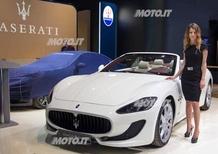 Maserati: nuova GranCabrio Sport