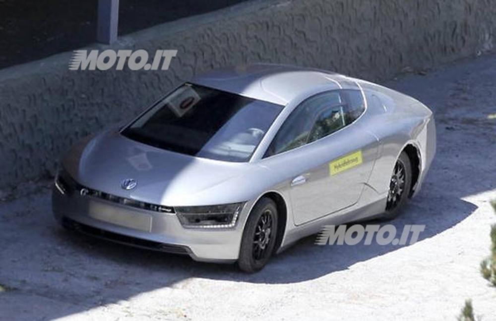Volkswagen Xl1 L Auto Da 1 L 100 Km News Automoto It