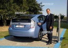 Massimo Gargano: «La Prius Plug-In Hybrid è una nuova pioniera»