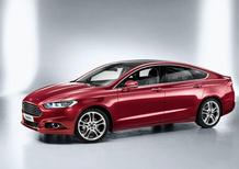 Nuova Ford Mondeo: in gamma anche il 1.0 EcoBoost