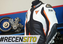 Dainese Misano 1000 D-air. Recensione di giacca in pelle con airbag