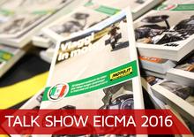 Talk show Eicma 2016: i viaggi e la Guida Touring-Moto.it