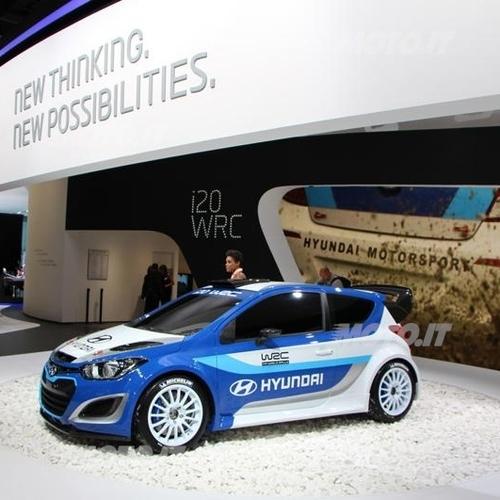 Ed Voyles Hyundai Home: Hyundai I20 WRC