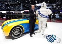 Wiesmann e Michelin: una partnership esclusiva
