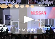Salone di Parigi 2012: lo stand Nissan dal vivo