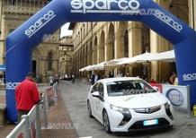 Ecorally 2012: la nostra corsa con Opel Ampera