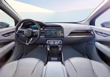 Jaguar I-Pace: per gli interni Alcantara fra lusso e sportività