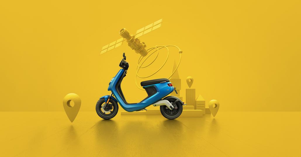 NIU: scooter elettrici smart connessi tramite App