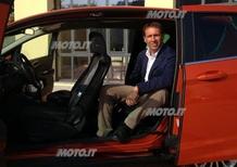 Marco Alù: «Ford B-MAX offre versatilità di segmento superiore»