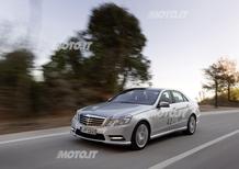 Mercedes-Benz Classe E BlueTEC Hybrid ad H2Roma