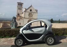 Renault sostiene la mobilità elettrica in Umbria