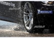 Pneumatici invernali: efficaci anche sul bagnato?