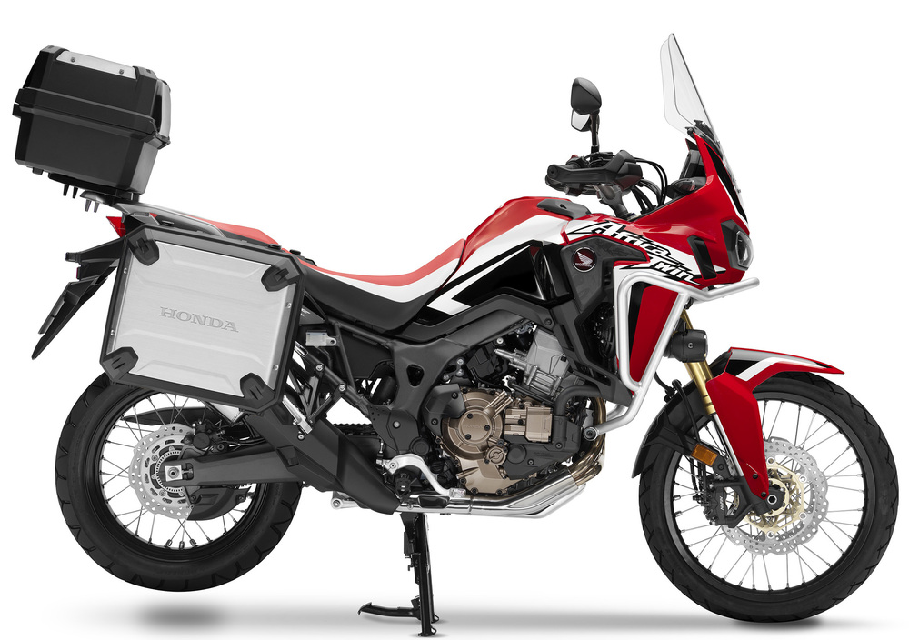Honda Africa Twin DCT Travel Edition (2018 - 19)