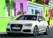 Nuova Audi A3: inedite motorizzazioni a listino