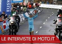 "Diego Rosa: ""La moto? Tanta adrenalina!"""