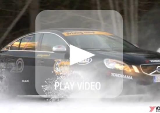 Corsi di guida sicura: pneumatici invernali vs estivi