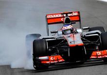 F1 GP Brasile: vince Button, Vettel Campione del Mondo 2012