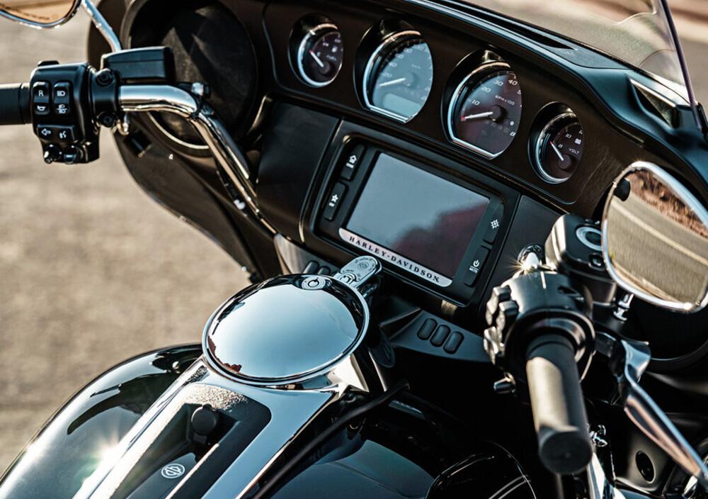 2017 Harley Davidson Tri Glide Ultra: Harley-Davidson Tri Glide Ultra 107 (2017