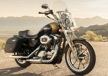 Harley-Davidson SuperLow 1200 T (2017 - 18)