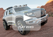 Mercedes-Benz Ener-G-Force: il video ufficiale