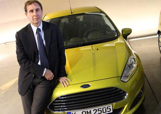 Marco Alù, Ford: «Fiesta Individual è dedicata a chi si vuole distinguere»