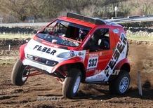 Dakar 2013: al via anche una smart