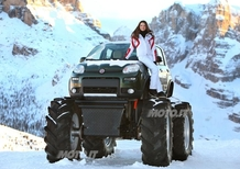 Fiat Winter Fun 2012: a Madonna di Campiglio la gamma Outdoor