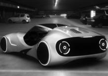 Era: la nuova concept car immaginata da Marco Schembri
