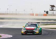 WTCC 2016, Qatar, Main Race: vince Bennani