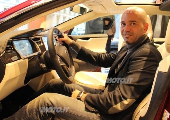 Paolo Vanzetto: «Vi racconto i miei 100.000 km su un'auto elettrica»