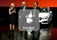 Zetsche: «La nuova Mercedes Classe E è emozione, efficienza ed extra-intelligenza»